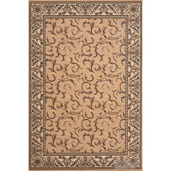 Sintelon koberce Kusový koberec Practica 57/EVE, 150x225% Hnědá - Vrácení do 1 roku ZDARMA vč. dopravy