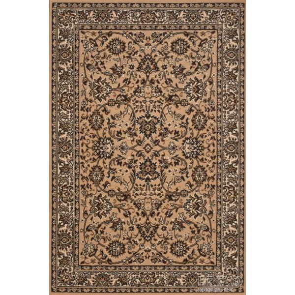 Sintelon koberce Kusový koberec Teheran Practica 59/EVE, koberců 150x225 Hnědá - Vrácení do 1 roku ZDARMA