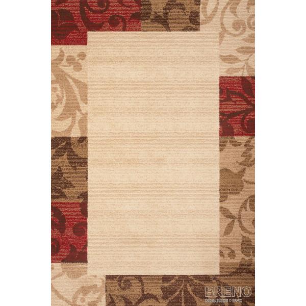 Sintelon koberce Kusový koberec Practica 97/VEB, 200x300 cm% Béžová - Vrácení do 1 roku ZDARMA vč. dopravy