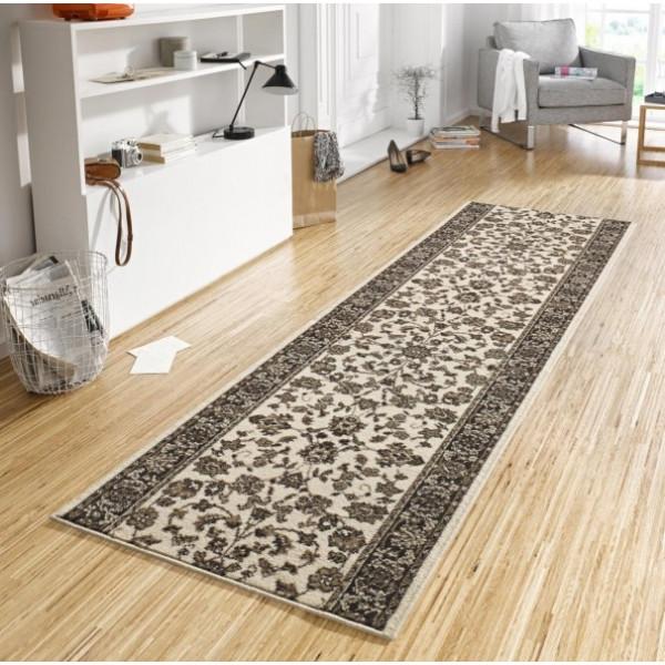 Hanse Home Collection koberce Kusový koberec Basic 102486, Rozměr 80x200 cm% Béžová - Vrácení do 1 roku ZDARMA vč. dopravy
