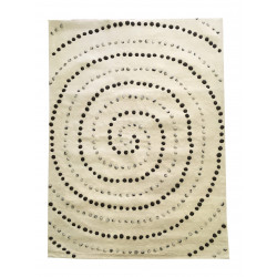 Ručně všívaný koberec Caroline (100% vlna, Indie, Panipat) - výprodej