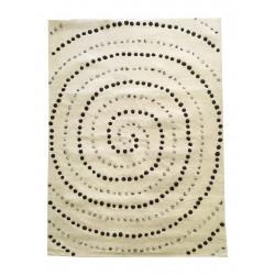 Ručně všívaný koberec Caroline (100% vlna, Indie, Panipat)