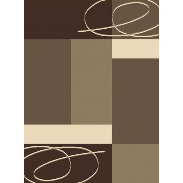 Hanse Home Collection koberce Kusový koberec Prime Pile 101083, Rozměr 80x200 cm% Hnědá - Vrácení do 1 roku ZDARMA vč. dopravy