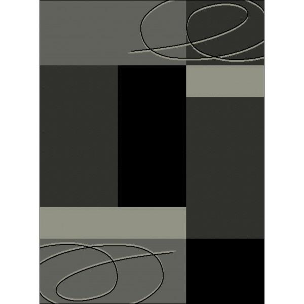 Hanse Home Collection koberce Kusový koberec Prime Pile 101081, Rozměr 80x200 cm% Černá - Vrácení do 1 roku ZDARMA vč. dopravy