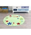 Kusový koberec Deko round 101937