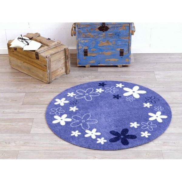 Kusový koberec Deko round 101938