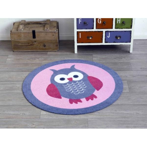 Kusový koberec Deko round 101941