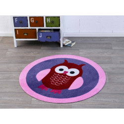 Kusový koberec Deko round 101943