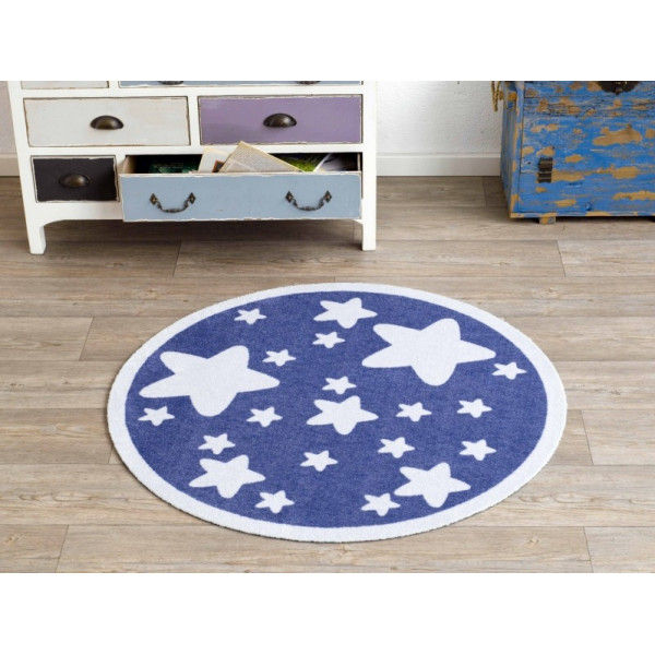 Kusový koberec Deko round 101944