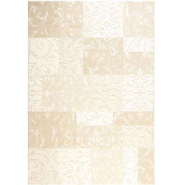 Osta luxusní koberce Kusový koberec Metro 80185 121, koberců 135x200 cm Béžová - Vrácení do 1 roku ZDARMA