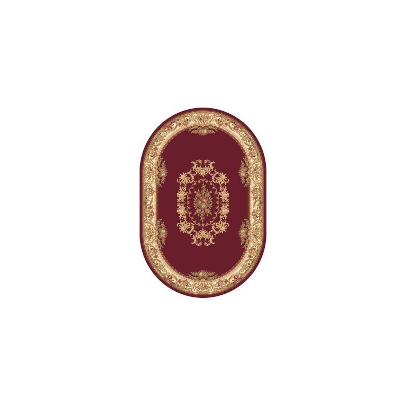 Kusový koberec ovál Solid 01 CCC