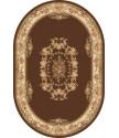 Kusový koberec ovál Solid 01 DVD