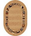 Kusový koberec ovál Practica 38 BPB