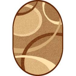 Kusový koberec ovál Practica 53 EBD