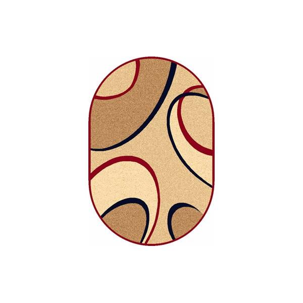 Kusový koberec ovál Practica 86 EBC