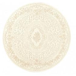 Kusový koberec Metro 80181 121 - kruh