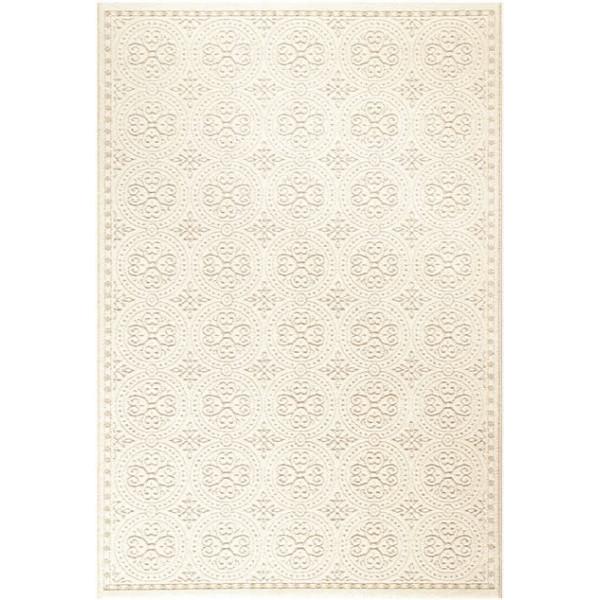 Osta luxusní koberce Kusový koberec Metro 80184 121, koberců 135x200 cm Béžová - Vrácení do 1 roku ZDARMA