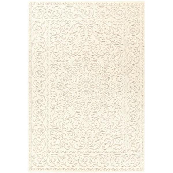 Osta luxusní koberce Kusový koberec Metro 80189 121, koberců 135x200 cm Béžová - Vrácení do 1 roku ZDARMA