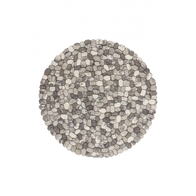 Ručně tkaný kusový koberec STEP 740 STONE-2