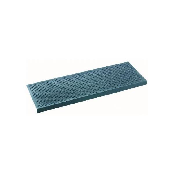 Vopi koberce Nášlap na schody gumový, kusových koberců 25 x 75 cm obdélník% Modrá - Vrácení do 1 roku ZDARMA vč. dopravy