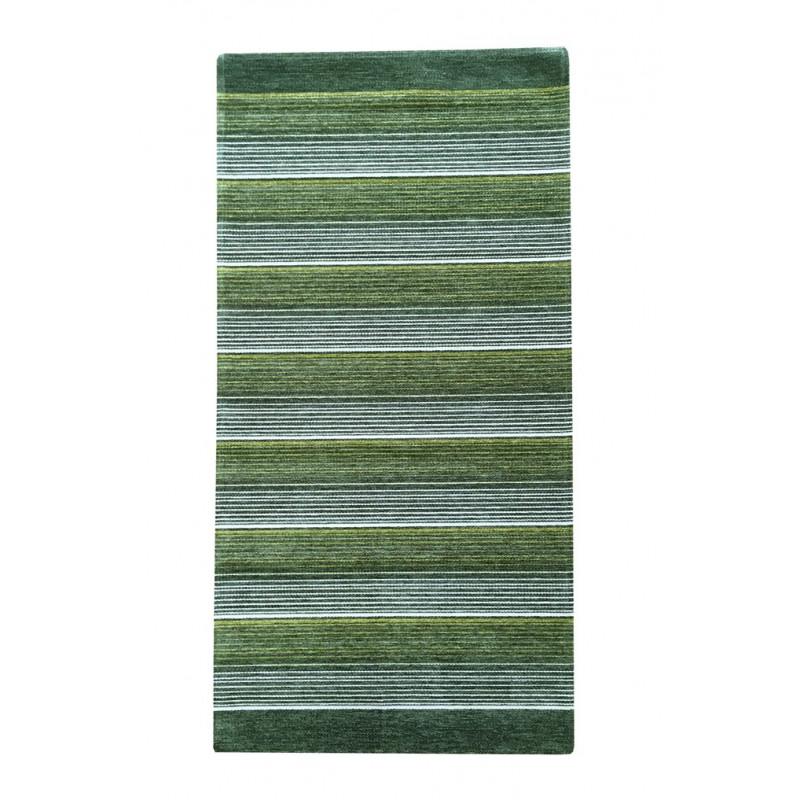 Protiskluzový ručně tkaný běhoun Laos 140/999X