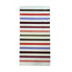 Protiskluzový ručně tkaný běhoun Laos 42/999X