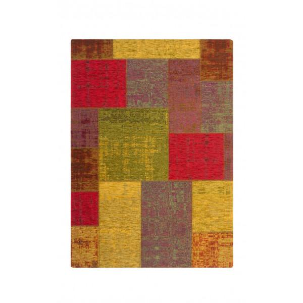 Obsession koberce Kusový koberec GENT 751 MULTI, koberců 80x150 cm Žlutá - Vrácení do 1 roku ZDARMA