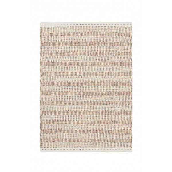 Obsession koberce Ručně tkaný kusový koberec JAIPUR 333 MULTI, 80x150 cm% Béžová - Vrácení do 1 roku ZDARMA vč. dopravy