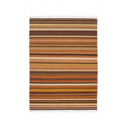 Ručně tkaný kusový koberec KILIM 781 BROWN