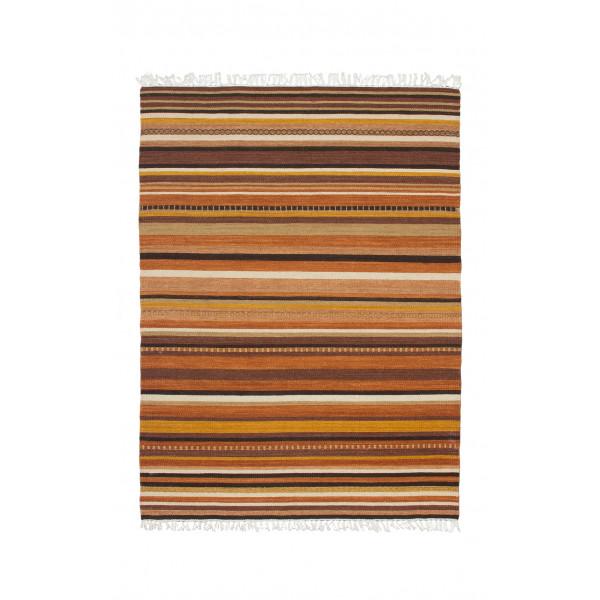 Kusový koberec KILIM 781 BROWN