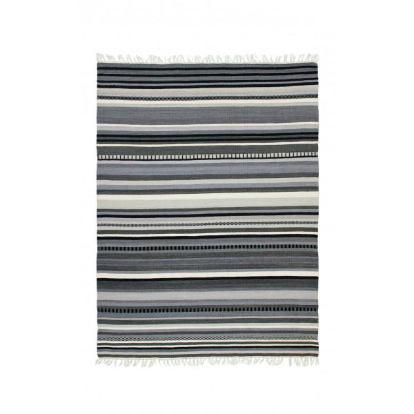 Ručně tkaný kusový koberec KILIM 781 GREY
