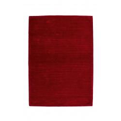 Ručně tkaný kusový koberec BELUGA 520 RED-NATURLINE