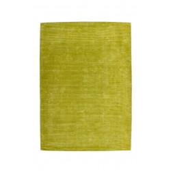 Ručně tkaný kusový koberec BELUGA 520 LIME-NATURLINE
