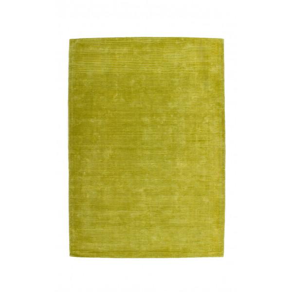 Kusový koberec BELUGA 520 LIME-NATURLINE