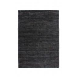Ručně tkaný kusový koberec BELUGA 520 ANTHRACITE-NATURLINE