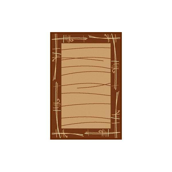Sintelon koberce Kusový koberec Practica 83 EED , 200x300 cm% Hnědá - Vrácení do 1 roku ZDARMA vč. dopravy