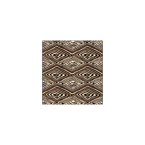 Sintelon koberce Kusový koberec Practica 16 MVM, 200x300 cm% Hnědá, Béžová - Vrácení do 1 roku ZDARMA vč. dopravy