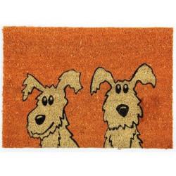 Rohožka Kokos Dva psi