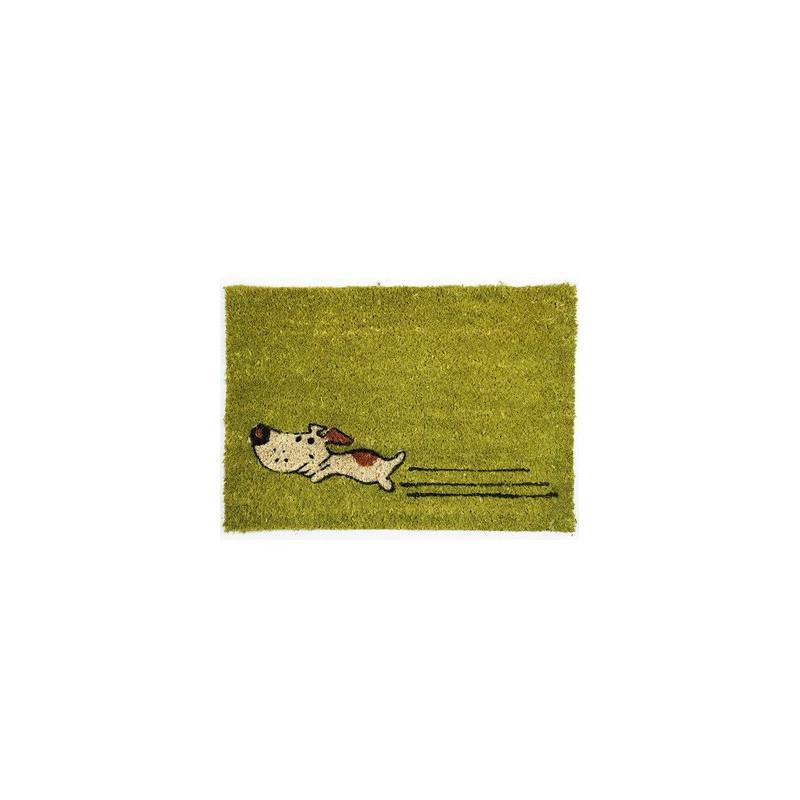 Rohožka Kokos Zelený pes