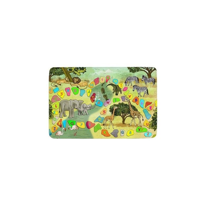 Protiskluzový kusový koberec Safari