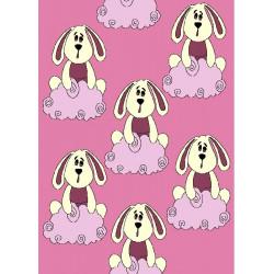 Kusový koberec Toys C143 P