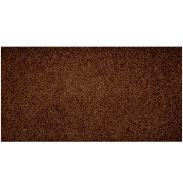 Vopi koberce Kusový koberec Color Shaggy tmavě hnědý, koberců 140x200 cm Hnědá - Vrácení do 1 roku ZDARMA