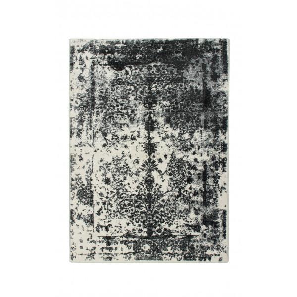 Obsession koberce Kusový koberec MAYA 484 SILVER, 80x150 cm% Bílá, Šedá - Vrácení do 1 roku ZDARMA vč. dopravy