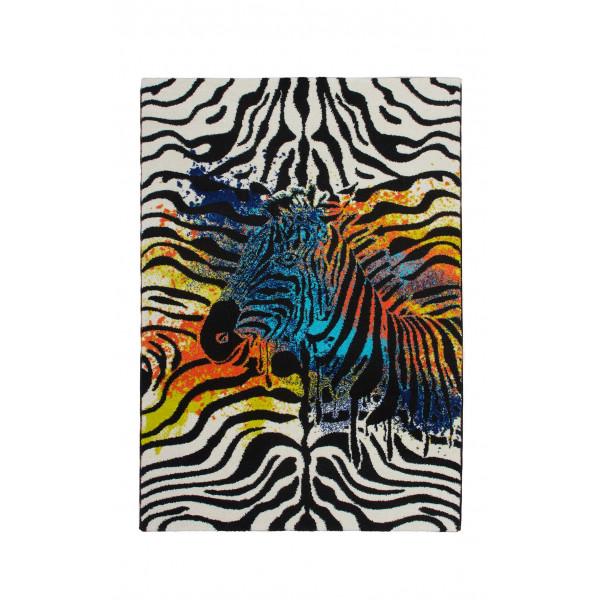 Kusový koberec MAYA 485 ZEBRA
