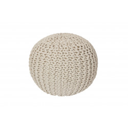 Sedací vak COOL POUF  20777 CREAM