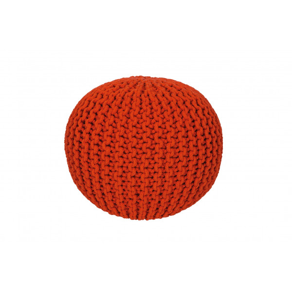 Sedací vak COOL POUF  20777 ORANGE