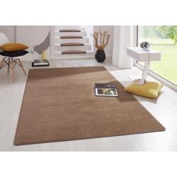 Hnědý kusový koberec Fancy 103008 Braun