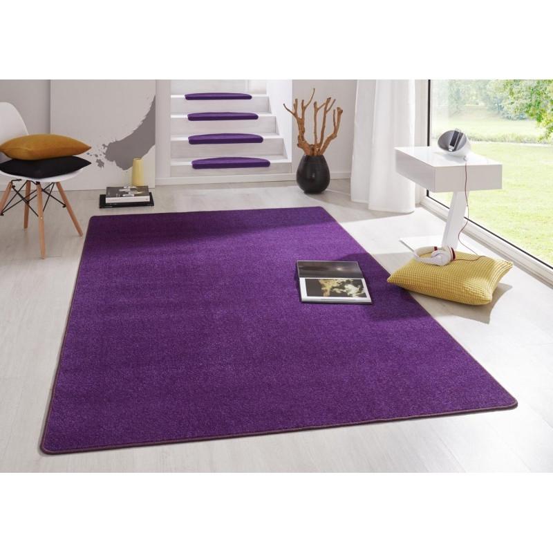 Fialový kusový koberec Fancy 103005 Lila