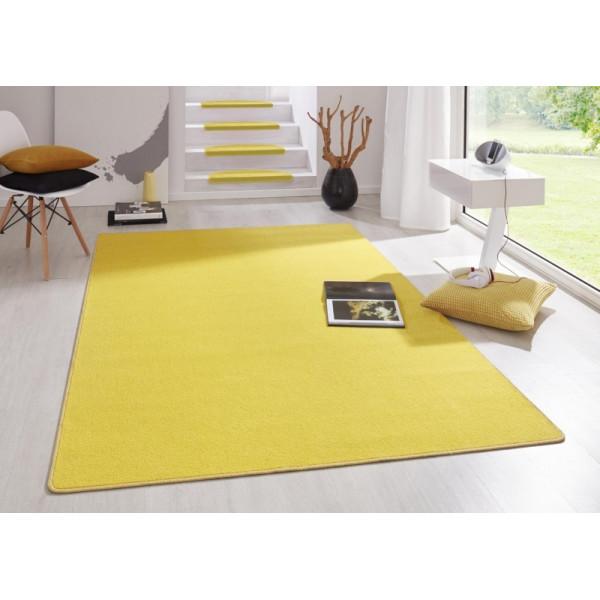 Hanse Home Collection koberce Koberec Fancy 103002 Gelb, koberců 133x195 Žlutá - Vrácení do 1 roku ZDARMA