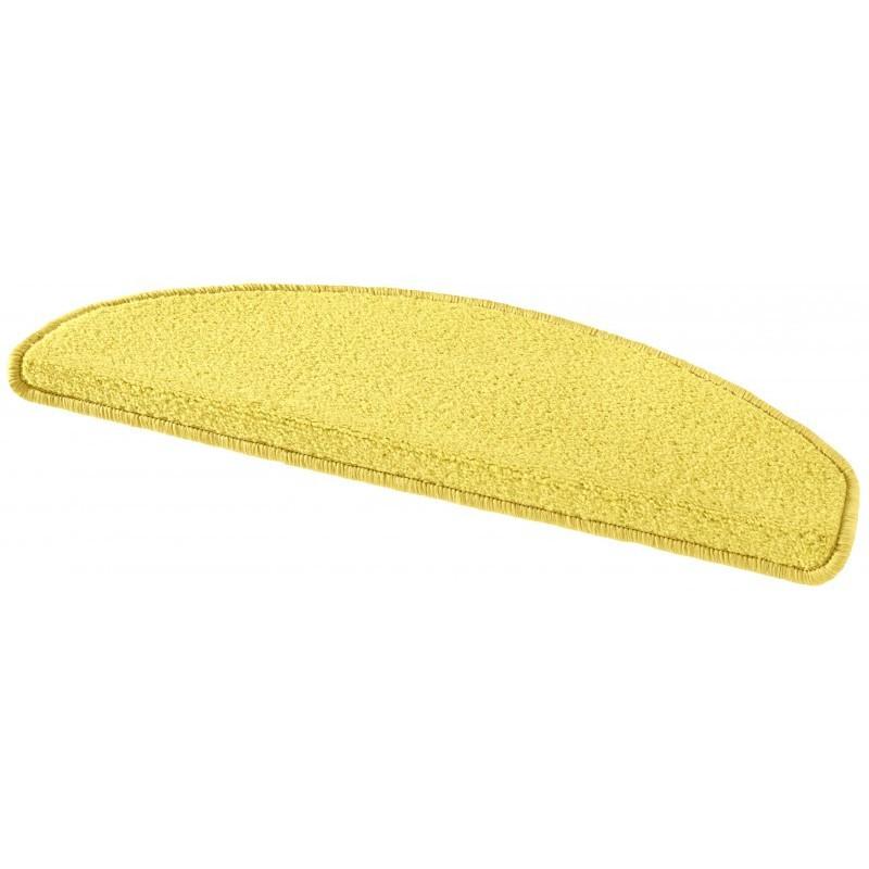 Sada 15ks nášlapů na schody: Fancy 103002 žluté
